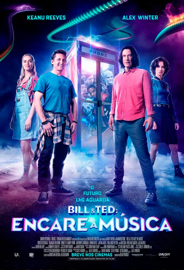 Bill & Ted: Encare a Música