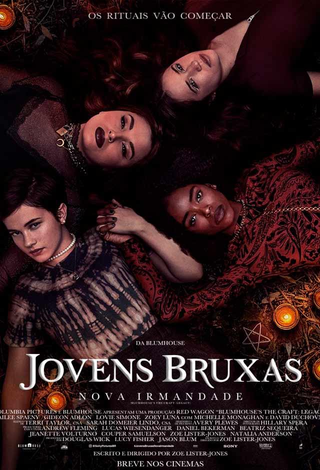 JOVENS BRUXAS - NOVA IRMANDADE