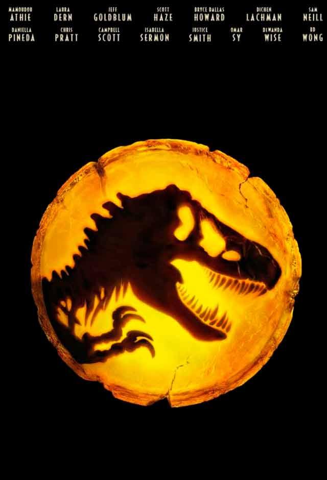 Jurassic World - Domínio