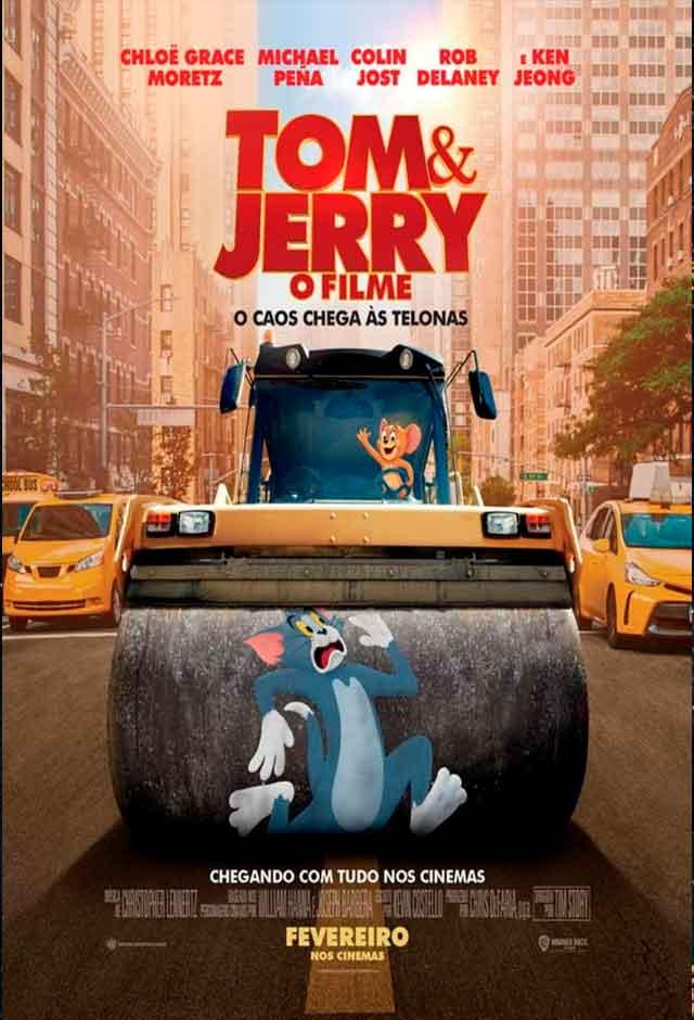 Tom & Jerry – O Filme