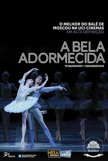 Ballet Bolshoi - A Bela Adormecida