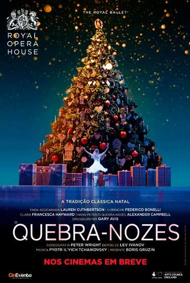 Royal Ópera House: O Quebra-Nozes