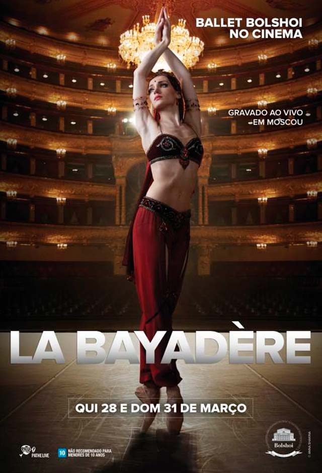 Ballet Bolshoi - La Bayadère