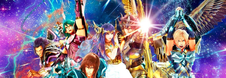 Os Cavaleiros do Zodíaco: A Lenda do Santuário