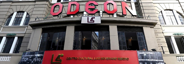 Cine Odeon Net Claro - Centro Cultural LSR