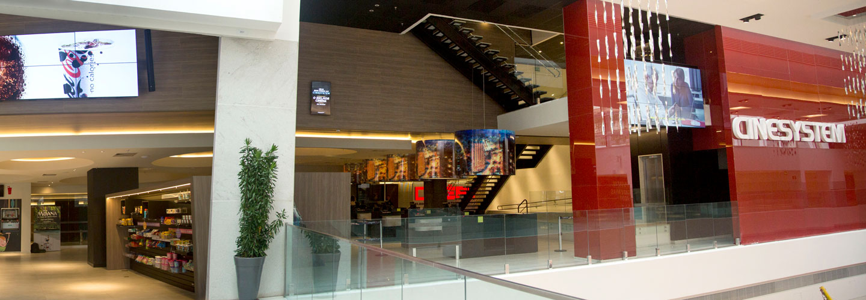 Cinesystem Shopping Curitiba