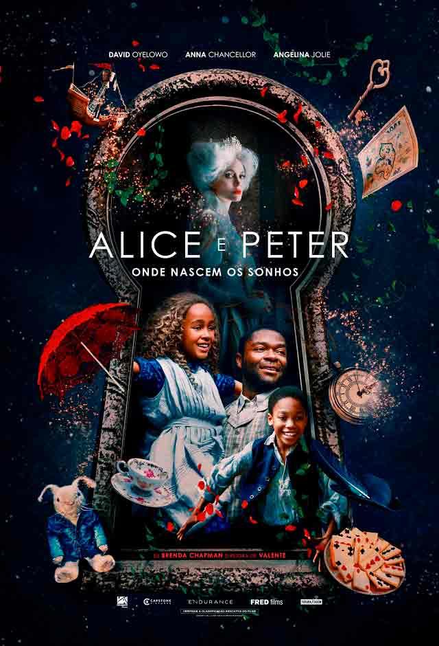Alice e Peter: Onde Nascem os Sonhos