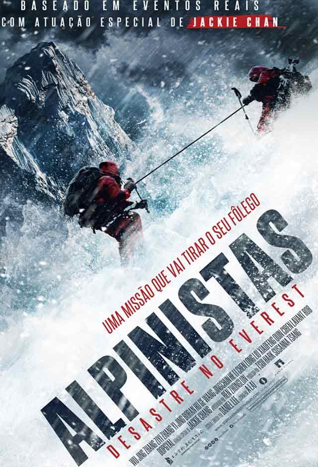 Alpinistas – Desastre no Everest
