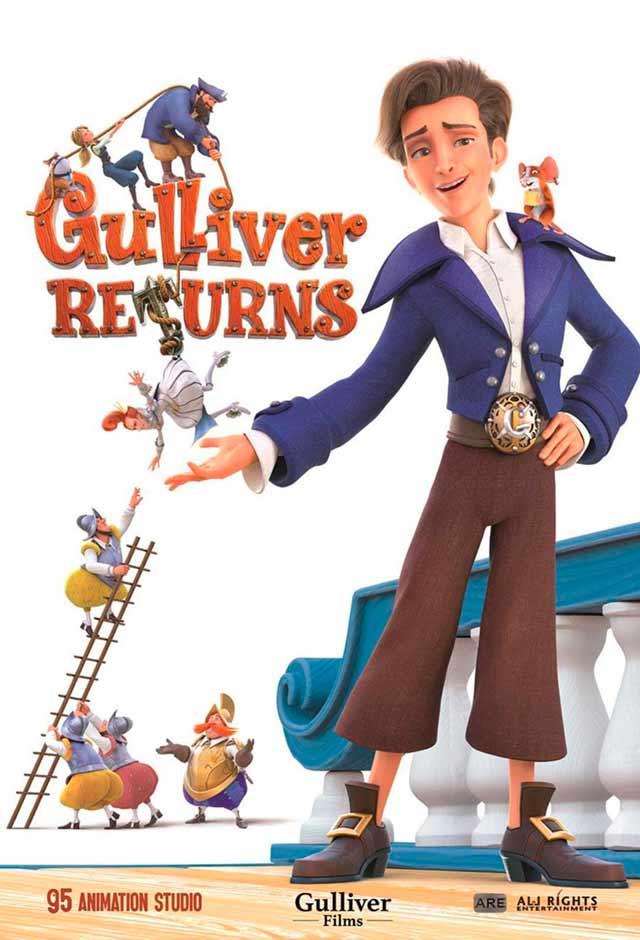 As Aventuras de Gulliver