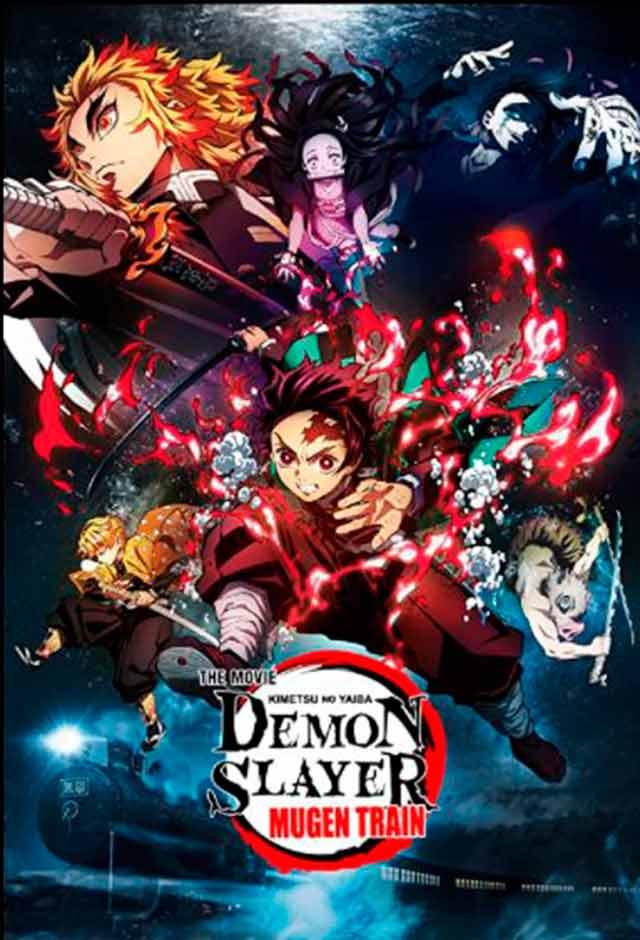 Demon Slayer: Kimetsu no Yaiba the Movie: Infinity Train