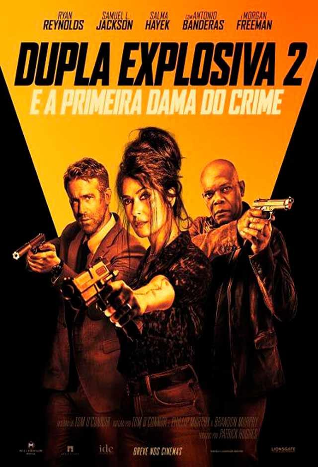 Dupla Explosiva 2 - E A Primeira-Dama do Crime