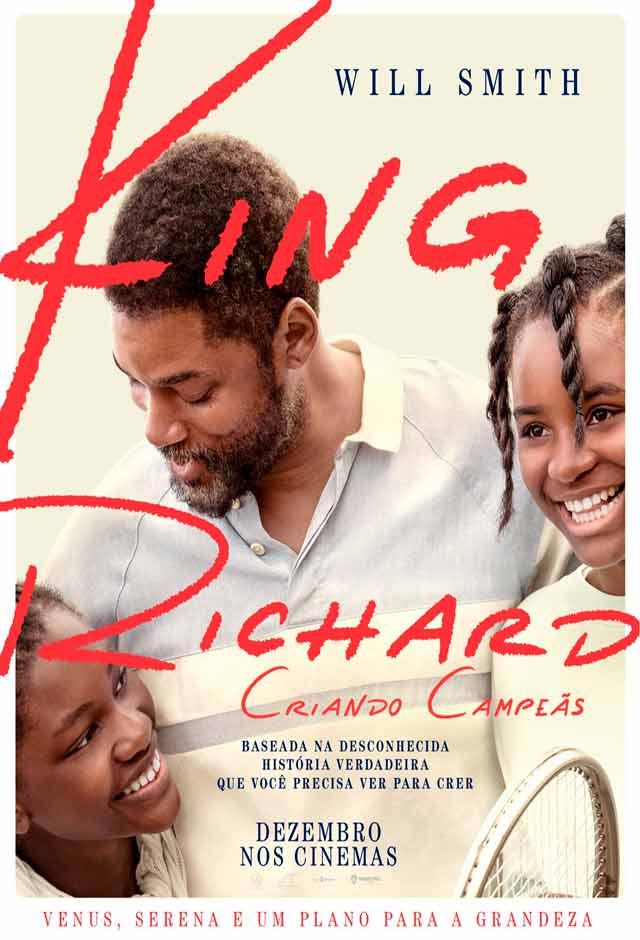 King Richard – Criando Campeãs