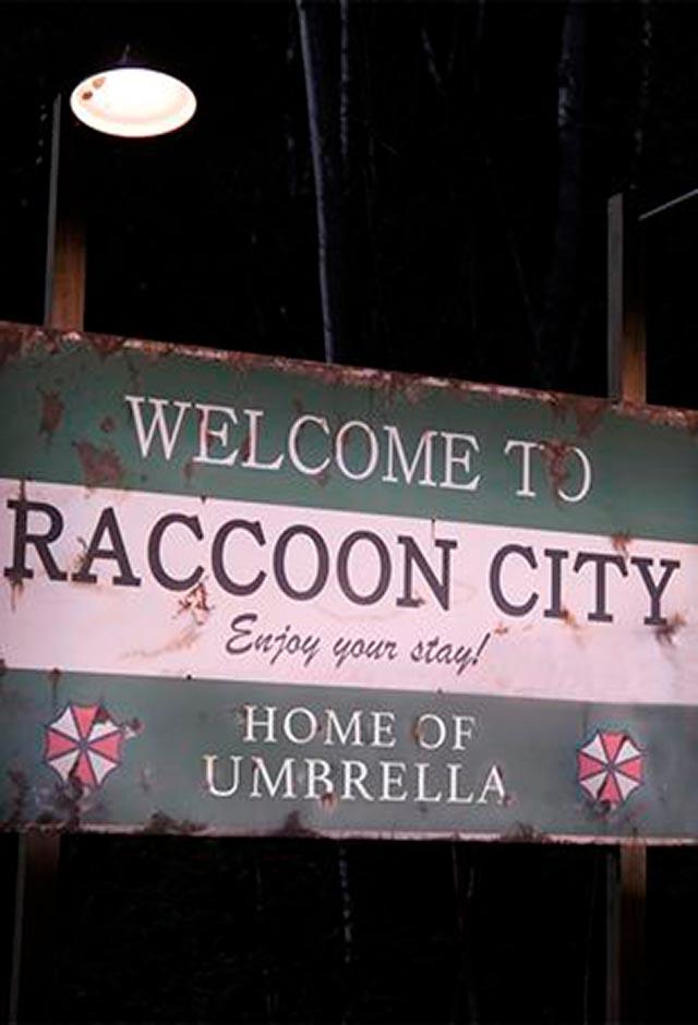 Resident Evil: Bem-vindo a Raccoon
