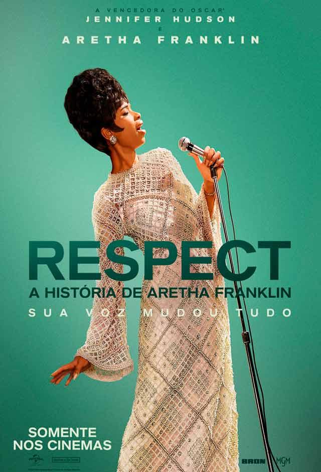 Respect: A História de Aretha Franklin - Ingresso.com