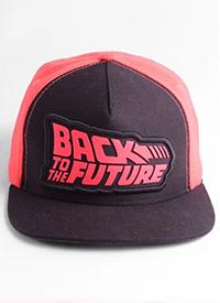 Imagem Boné De Volta para o Futuro Logo