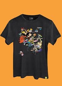 Imagem Camiseta Cartoon 90 Bike