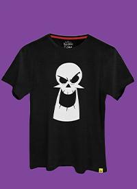 Imagem Camiseta Billy e Mandy Puro Osso Face