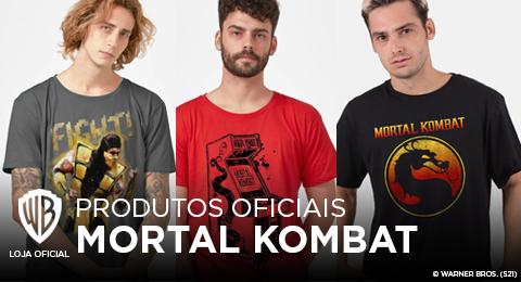 Imagem da coleção Mortal Kombat