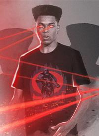 Imagem Camiseta Masculina Liga da Justiça Snyder Cut - Darkseid Pose