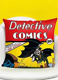 Imagem Almofada Batman 80 Anos Detective Comics