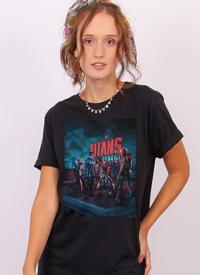 Imagem T-shirt Feminina FanDome 2021 Titans Series