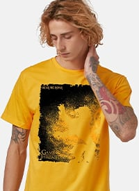 Imagem Camiseta Game of Thrones Lannister Brasão