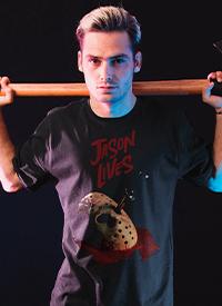 Imagem Camiseta Sexta-Feira 13 Jason Vive