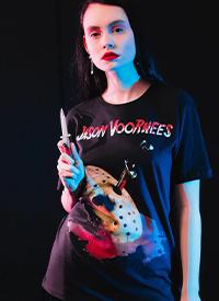 Imagem Camiseta Sexta-Feira 13 Jason Mask