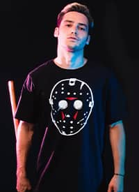 Imagem Camiseta Sexta-Feira 13 Máscara do Jason