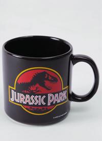 Imagem Caneca Jurassic Park Logo