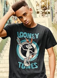 Imagem Camiseta Looney Tunes Pernalonga Classic Bunny