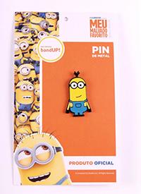 Imagem Pin de Metal Minions Kevin