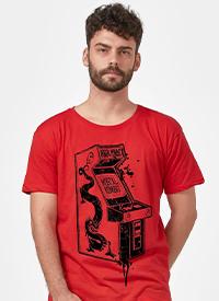 Imagem Camiseta Mortal Kombat Arcade