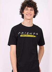 Imagem Camiseta Friends The Reunion Logo